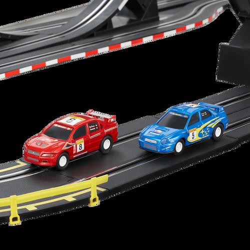 Speed City極速都市 軌電池路軌車套