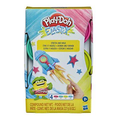 Play-Doh培樂多 彈性泥膠4罐裝 - 隨機發貨
