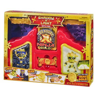 Treasure X 寶藏x大冒險 S6-戰鬥套裝 - 隨機發貨