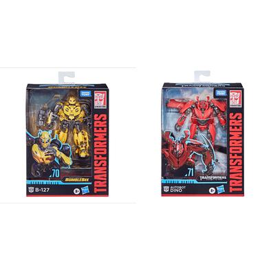 Transformers變形金剛 電影精華 豪華系列 - 隨機發貨