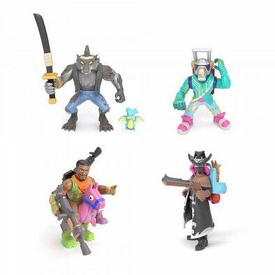 "Fortnite要塞英雄人物收藏系列(W2)-2""Figure 4件裝"