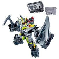 Kamen Rider 幪面超人Zero-One Dx 破滅長毛象機械人及變身匙卡