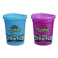 Play-Doh培樂多 Super Stretch 超彈力泥膠 2 件裝 - 隨機發貨