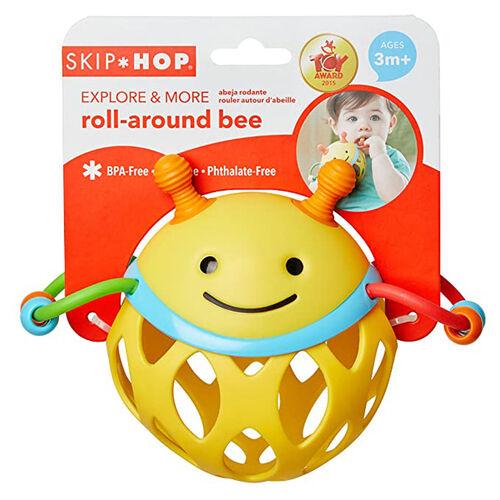 Skip Hop Explore & More - 搖搖球 - 蜜蜂