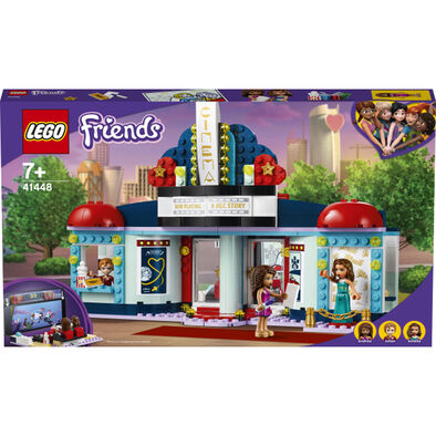 LEGO Friends Heartlake City Movie Theater  -  41448