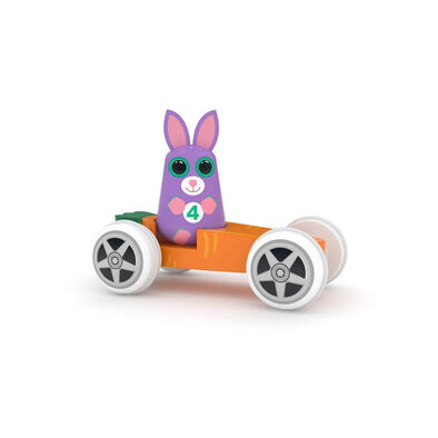 J'Adore 兔子胡蘿蔔小車
