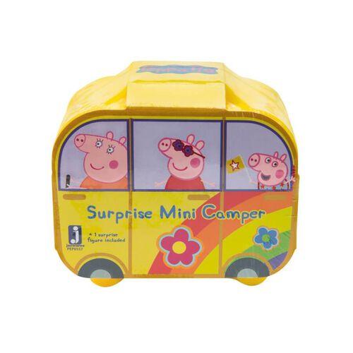 Peppa Pig粉紅豬小妹迷你露營車 - 隨機發貨