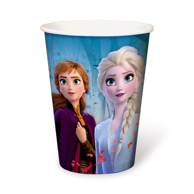 Disney Frozen迪士尼魔雪奇緣2- 紙杯6件裝