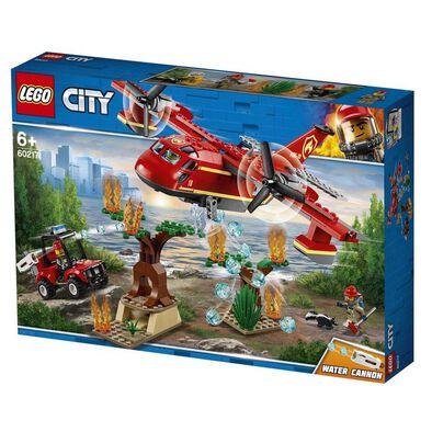 LEGO樂高城市系列 消防飛機 60217