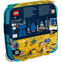 LEGO樂高豆豆系列 火箭DIY筆座 41936