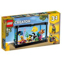LEGO樂高創意系列 魚缸 31122