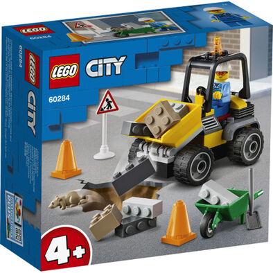 LEGO樂高城市系列 道路工程車 - 60284