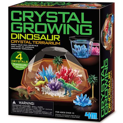 4M 恐龍水晶花園