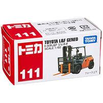 Tomica多美 車仔豐田toyola L&F Geneo 堆高機