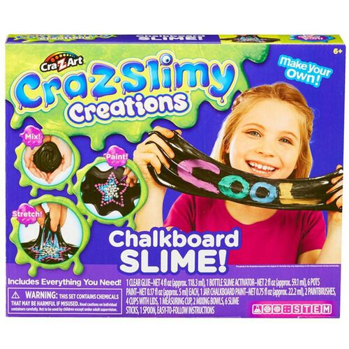 Cra-Z-Art Cra-Z-Slimy 鬼口水黑板