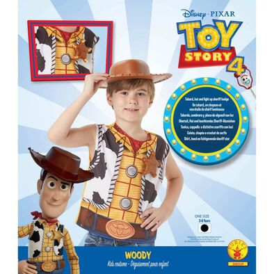 Toy Story反斗奇兵系列胡廸上身套裝
