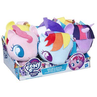 My Little Pony小馬寶莉 大頭小馬毛公仔 隨機發貨
