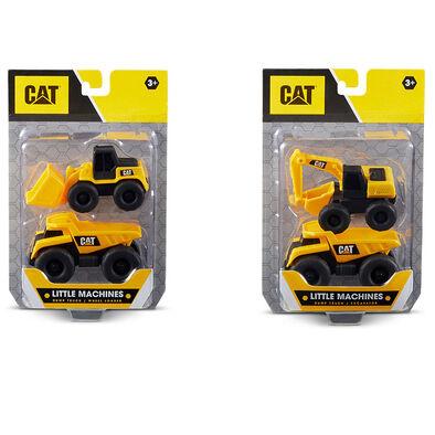 Cat卡特比勒小機器2件裝 - 隨機發貨
