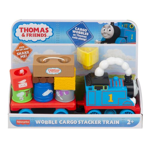 Thomas & Friends湯瑪士小火車 貨物疊疊樂組