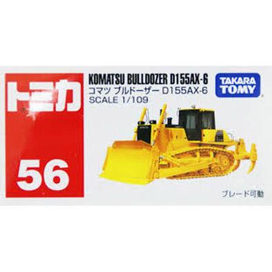 Tomica多美 車仔bx056 Komatsu Bulldozer D155Ax-6推土車