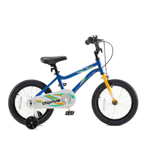 Chipmunk奇萌客 MK Racer 16英寸單車 (藍色)