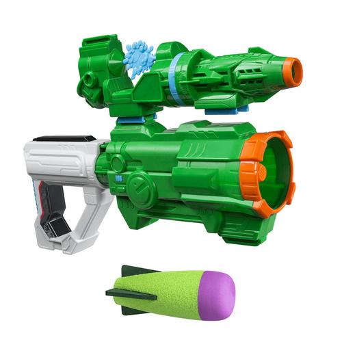NERF熱火復仇者聯盟:變形俠醫無限武器組合