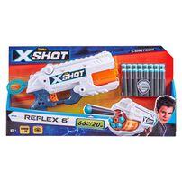 Zuru X特攻-Excel Reflex 6 槍連16發子彈