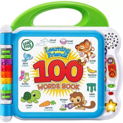 Leapfrog跳跳蛙 學習朋友100書