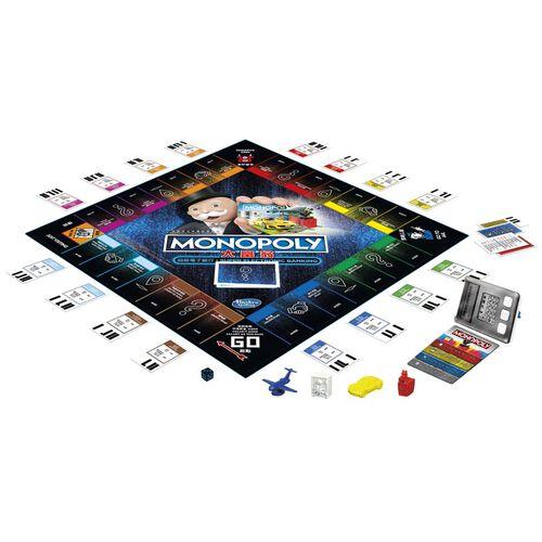 Monopoly大富翁 超級電子銀行