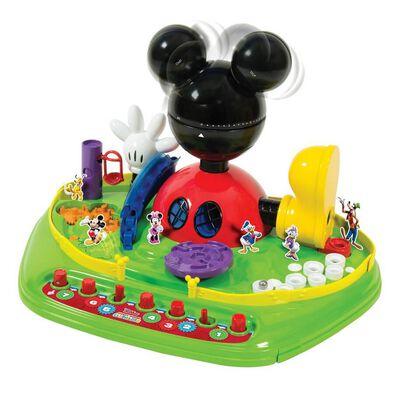 Disney迪士尼 米奇妙妙屋障礙賽遊戲