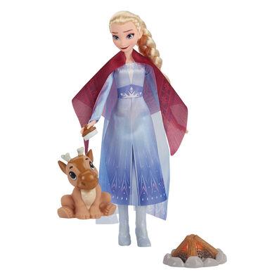 Disney Frozen迪士尼魔雪奇緣 2 時裝玩偶故事系列 -  隨機發貨