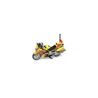Tiny微影城市 90 合金車仔-本田 St1300P 消防救護電單車 (黃色)