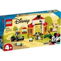LEGO樂高迪士尼系列 Mickey Mouse & Donald Duck's Farm 10775