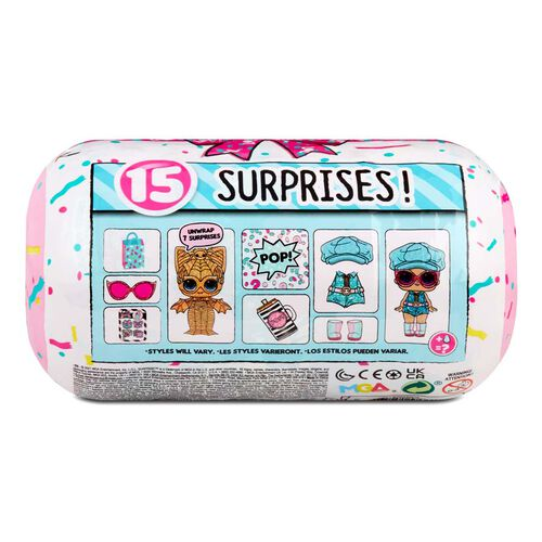 L.O.L. Surprise!驚喜寶貝 驚喜禮物花炮娃娃 - 隨機發貨