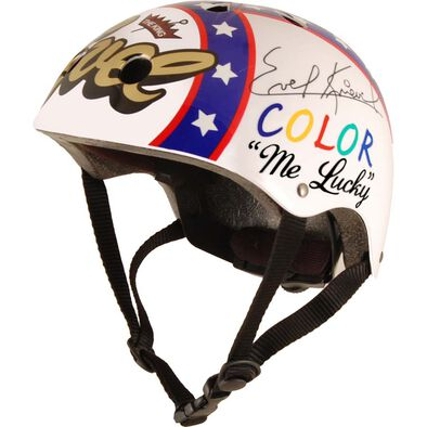 Kiddimoto Kids Helmet Evel Graphic (M)