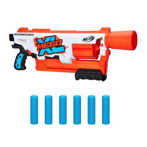 NERF熱火Mega系列 XL Boom Dozer發射器