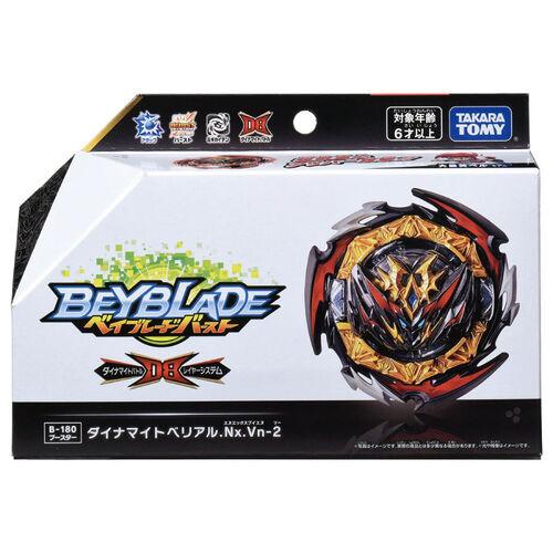 Beyblade B-180 Dynamite Belial