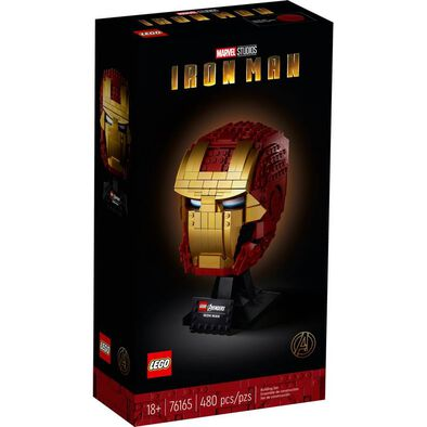 LEGO Marvel Iron Man Helmet 76165