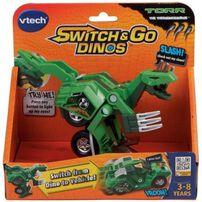 Vtech偉易達 Switch & Go 遙控恐龍 Torr The Therizinosaurus