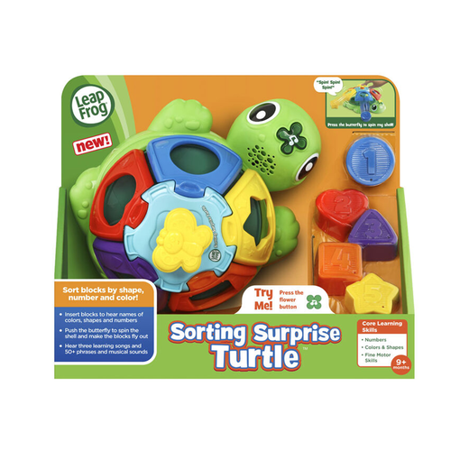 Leapfrog跳跳蛙 旋轉小海龜