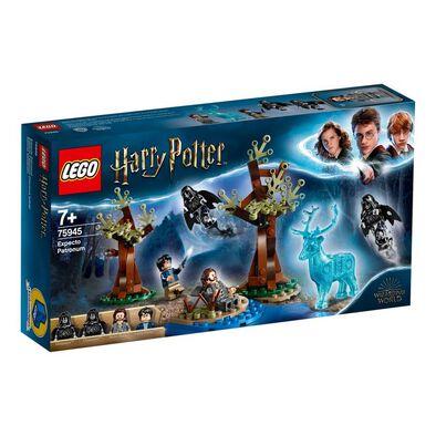 LEGO樂高哈利波特系列 LEGO Harry Potter Expecto Patronum 75945