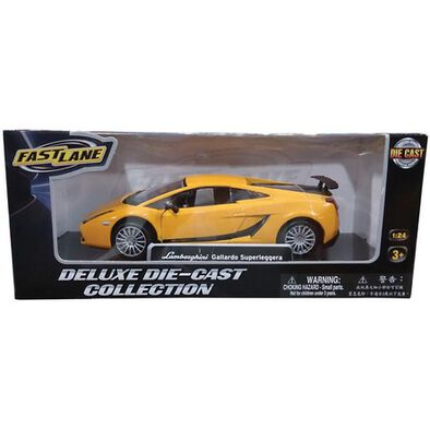 Fast Lane 1:24 Die Cast Vehicles - Assorted