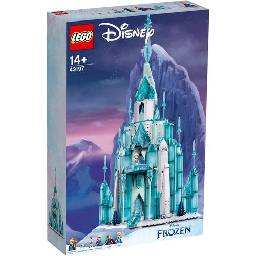 LEGO樂高 冰雪城堡 43197