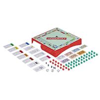 Monopoly大富翁 輕便版遊戲