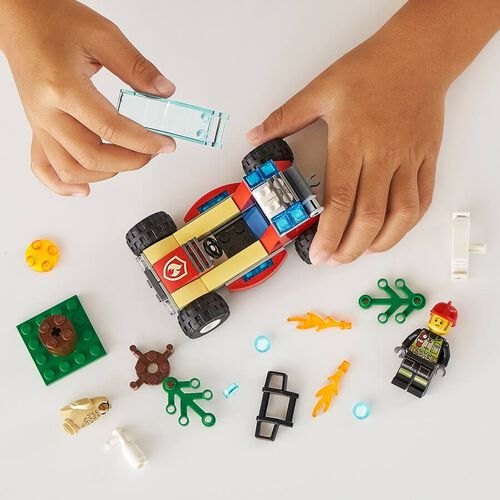 LEGO樂高城市系列 森林火災 60247