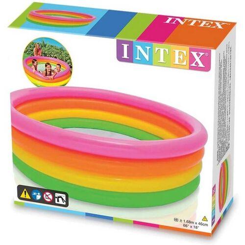 Intex 幻彩嬉水池