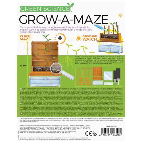 4M綠色工程系列 植物迷宮