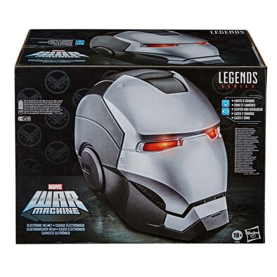 Marvel Legends War Machine Helmet