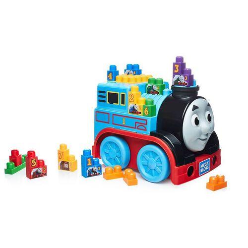 Mega Bloks美高積木湯瑪士系列build 'N Go Thomas