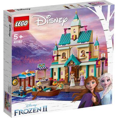 LEGO樂高disney Frozen迪士尼魔雪奇緣2系列 阿德爾城堡村莊 41167